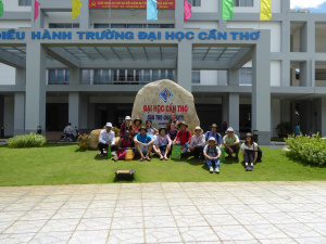 Case Study Participants at Can Tho University