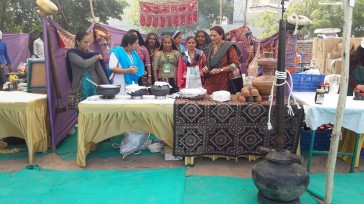 Traditional food festival