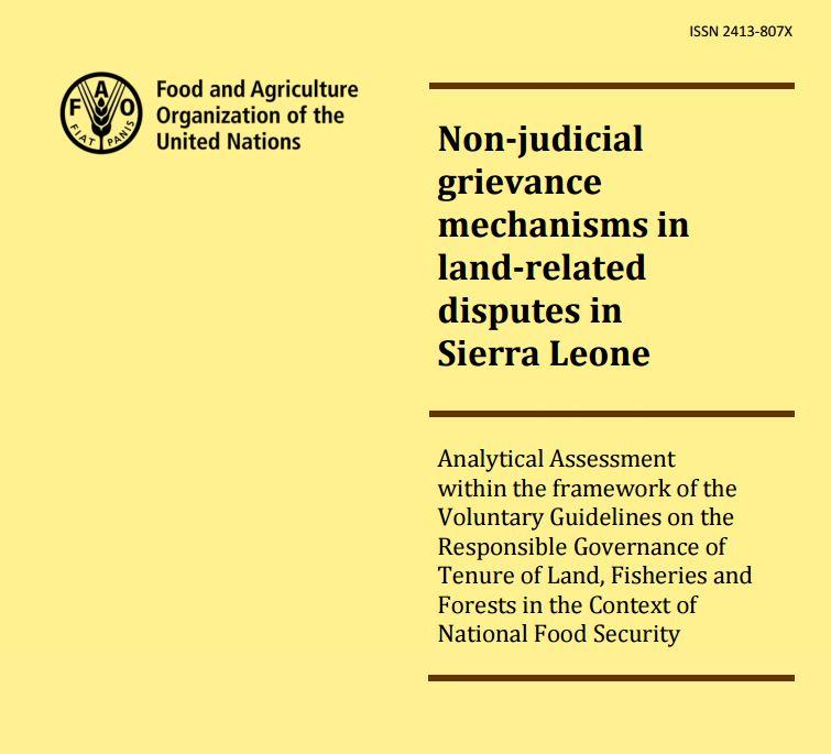 land-report